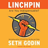 Seth Godin on Success Made to Last talking with Rick Tocquigny about Linchpin