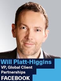 Facebook Executive Will Platt Higgins shares incredible advice to 90 million businesses
