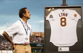 Fred Lynn number retired by Boston Red Sox
