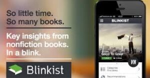 Blinkist is the brand sponsor of Success Made to Last