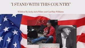 Carl Ray sings I Stand With This Country