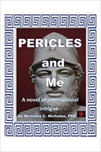 Dr. Nicholas C. Nicholas author of Pericles and Me